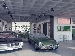 Rafaela Fraga Brás Design de Interiores & Homestyling Đại lý xe hơi Bê tông