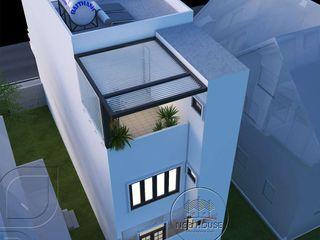Mẫu nhà biệt thự 3 tầng đẹp tân cổ điển đẹp và sang trọng NEOHouse