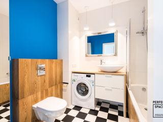 Perfect Space Modern Bathroom Blue