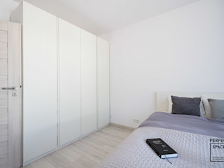 Perfect Space Modern Bedroom White