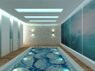 De Panache - Interior Architects Pool