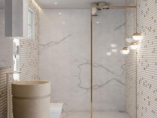 De Panache - Interior Architects Modern style bathrooms