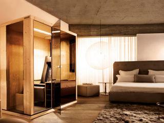 Wärme zuhause genießen mit Physiotherm Infrarotkabinen SPA Deluxe GmbH - Whirlpools in Senden Moderne Schlafzimmer