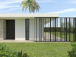 Villa R DFG Architetti Associati Case moderne