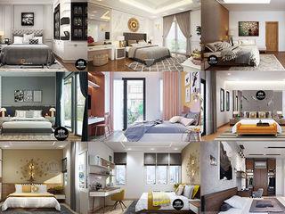Tập hợp 20 mẫu thiết kế nội thất phòng ngủ hiện đại mà đơn giản NEOHouse