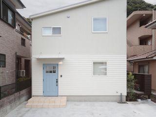 ありきたりの家にしたくない ELホーム/KURASU HOUSE 木造住宅 白色