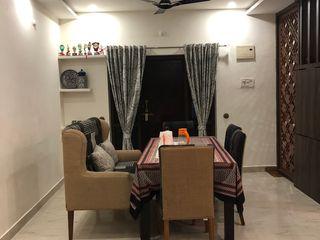 Residence Renovation Urban Shaastra Modern dining room