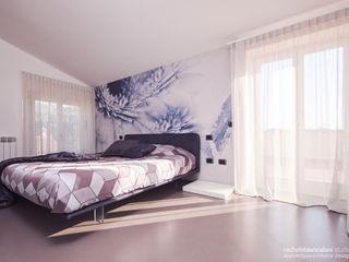 Rachele Biancalani Studio Dormitorios de estilo minimalista