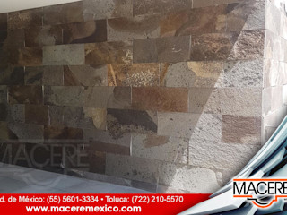MACERE México Walls & flooringWall & floor coverings Stone Multicolored