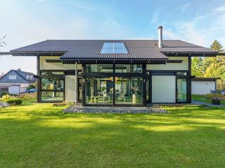 HUF Haus ART 3 HUF HAUS GmbH u. Co. KG Moderne Häuser