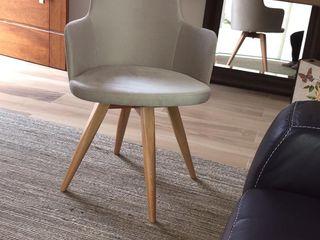 Elaine Hormann Architecture Modern living room