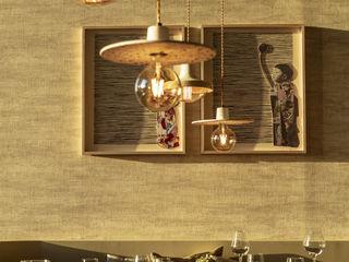 Atelier Susana Camelo Gastronomy Copper/Bronze/Brass Amber/Gold