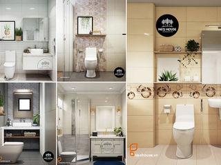 Tập hợp các mẫu thiết kế nhà vệ sinh đẹp đơn giản nhất 2019 NEOHouse
