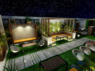 Micasa Design Zen garden Wood Wood effect