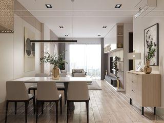 ICON INTERIOR Salas de estilo minimalista