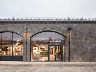 Wolf & Badger Fraher and Findlay Industriale Einkaufscenter
