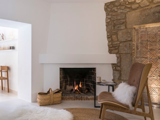 The Eleven House Susanna Cots Interior Design Salones de estilo minimalista