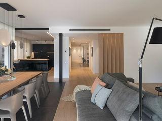 Dual Skin Susanna Cots Interior Design Salones de estilo minimalista