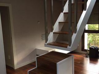 CANO Carpintería Escalier