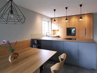 Held Schreinerei KitchenCabinets & shelves Wood Grey