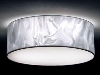 Leuchtenmanufaktur Brodauf GmbH ВітальняОсвітлення Синтетичні Білий
