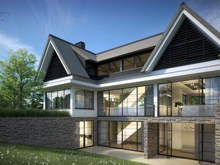 DENOLDERVLEUGELS Architects & Associates Villa