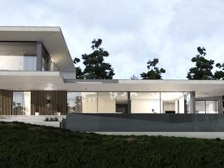 Maison Contemporaine à Lyon CUBIK architecture