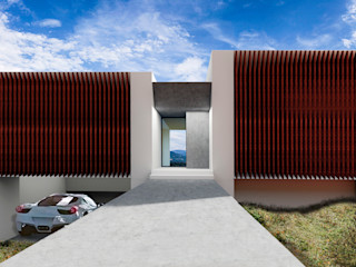 Barreres del Mundo Architects. Arquitectos e interioristas en Valencia. Moderne Häuser