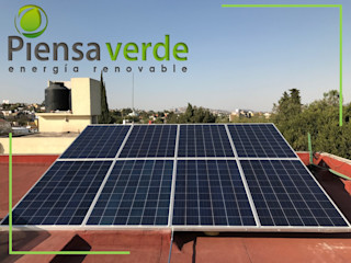 Piensa Verde México, Querétaro, Cancún 屋頂露臺