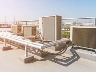 What are the Different Types of Commercial Air Conditioning? Home Renovation Casas ecológicas