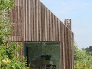 Julius Taminiau Architects Haciendas Madera Acabado en madera