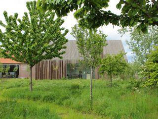 Julius Taminiau Architects Casas de madera Madera Acabado en madera