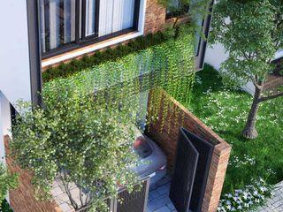 Mẫu thiết kế nhà phố 4m theo phong cách hiện đại độc đáo NEOHouse
