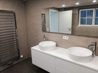 Keramostone Modern bathroom