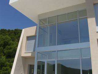 DYOV STUDIO Arquitectura, Concepto Passivhaus Mediterraneo 653 77 38 06 Fincas Caliza Blanco