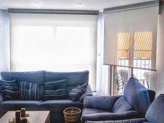 estores enrollables de screen 5% abertura Navarro valera cortinas y hogar ComedorAccesorios y decoración Textil Blanco