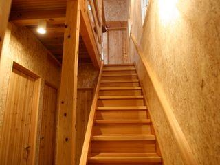 株式会社高野設計工房 Stairs