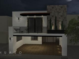 SAHUARO Arquitectura + Paisajismo Casas modernas