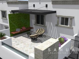 SAHUARO Arquitectura + Paisajismo Casas minimalistas