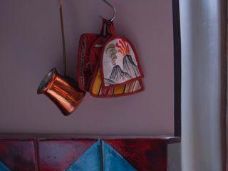Complementi d'Arredo e Oggetti d' Arte ARTE DELL'ABITARE CucinaAccessori & Tessili Cotone Variopinto