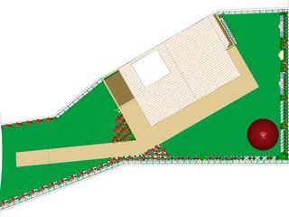Jardim privado - moradia Moledo JAG arquitetura paisagista
