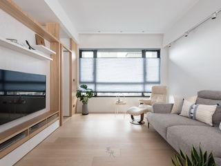 禾光室內裝修設計 ─ Her Guang Design Living room