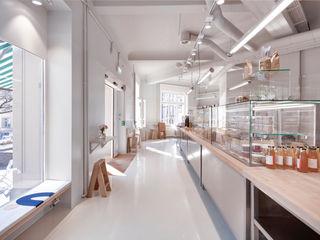 Studio Frey Spazi commerciali moderni