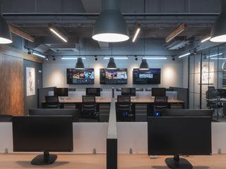 鈊楹室內裝修設計股份有限公司 Offices & stores