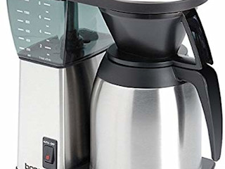 Bonavita 8-Cup Coffee Brewer Detailed Review WhyNotCoffee CozinhaEletrônicos