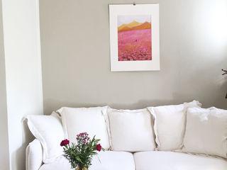 KANOS Design SalasSalas y sillones Textil Blanco