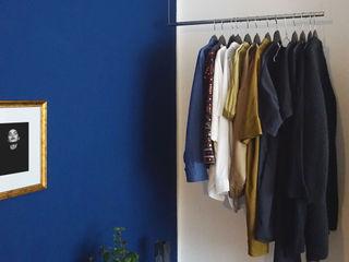 KANOS Design Dormitorios escandinavos Plata/Oro Azul
