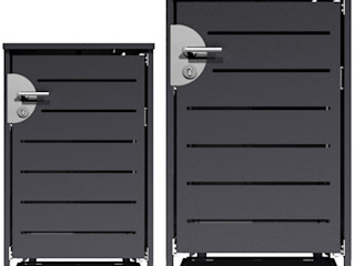 HALA GmbH Garages & sheds Metal