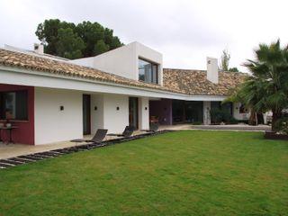 Vivienda unifamiliar en Madrid Otto Medem Arquitecto vanguardista en Madrid Casas unifamilares