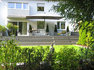 Sonnenschirm Typ T 5x3m Uhlmann Sonnenschirme e.K. GartenAccessoires und Dekoration Grau